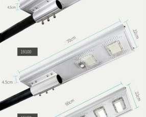 Alumbrado solar LED 50W 100W 150W