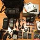 Cámara Canon EOS 5D Mark III Body /w Kit - 1