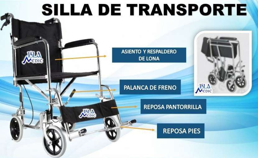 Silla de transporte foshan - 0