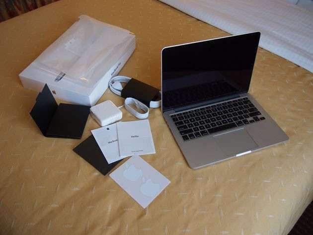 Macbook Pro 13 Inch Retina - 1