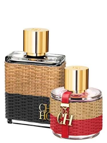 Perfume CH central park femenino 100 ml edición limitada - 0