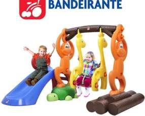 Mini parque Zooplay Bandeirante!
