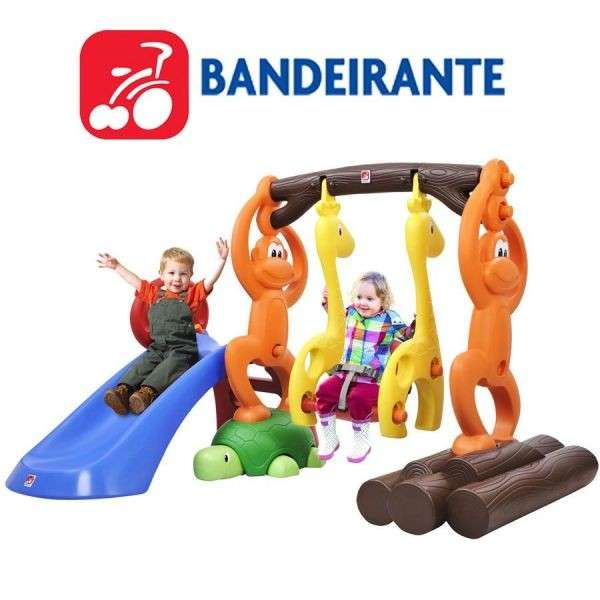 Mini parque Zooplay Bandeirante! - 0