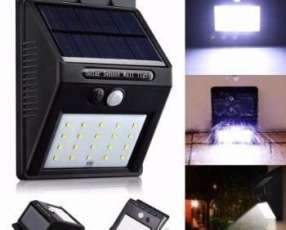 Aplique LED solar