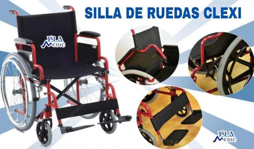 Silla de ruedas estándar clexi - 0