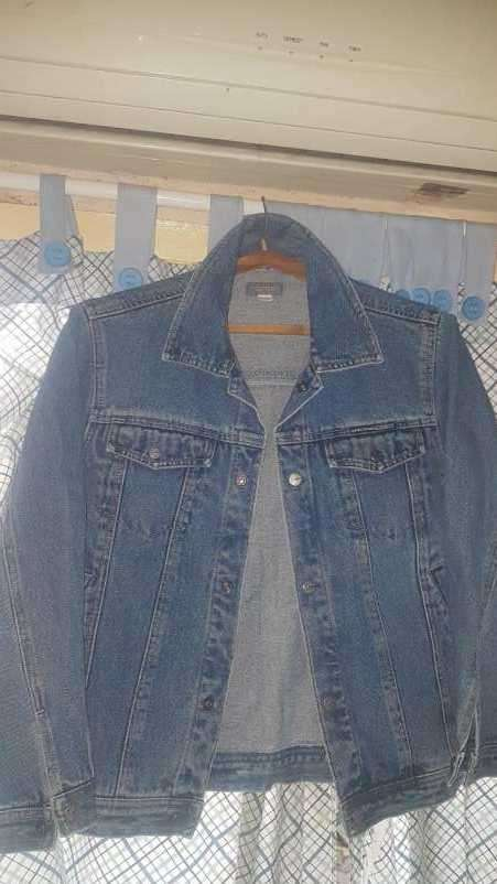 Campera de jeans - 0