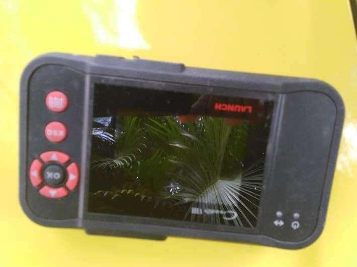 Escáner para vehículos con programación obd2 launch - 0