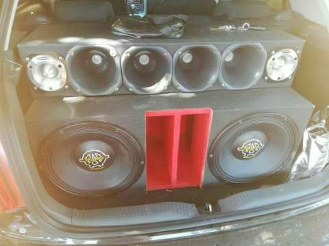 Caja de sonido - 7