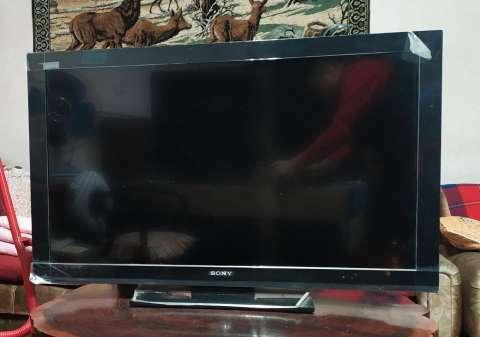 "Tv lcd sony bravia 40 pulgadas ""con detalle"" - 0"