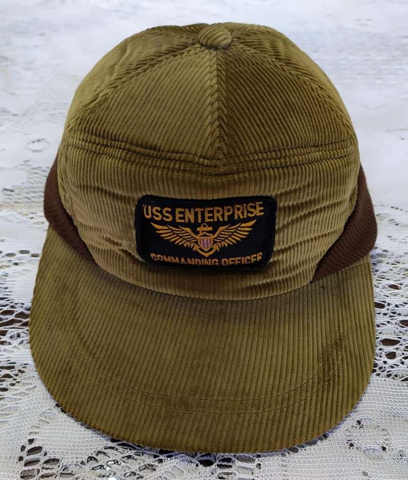 Gorra de invierno con tapa orejas - 0