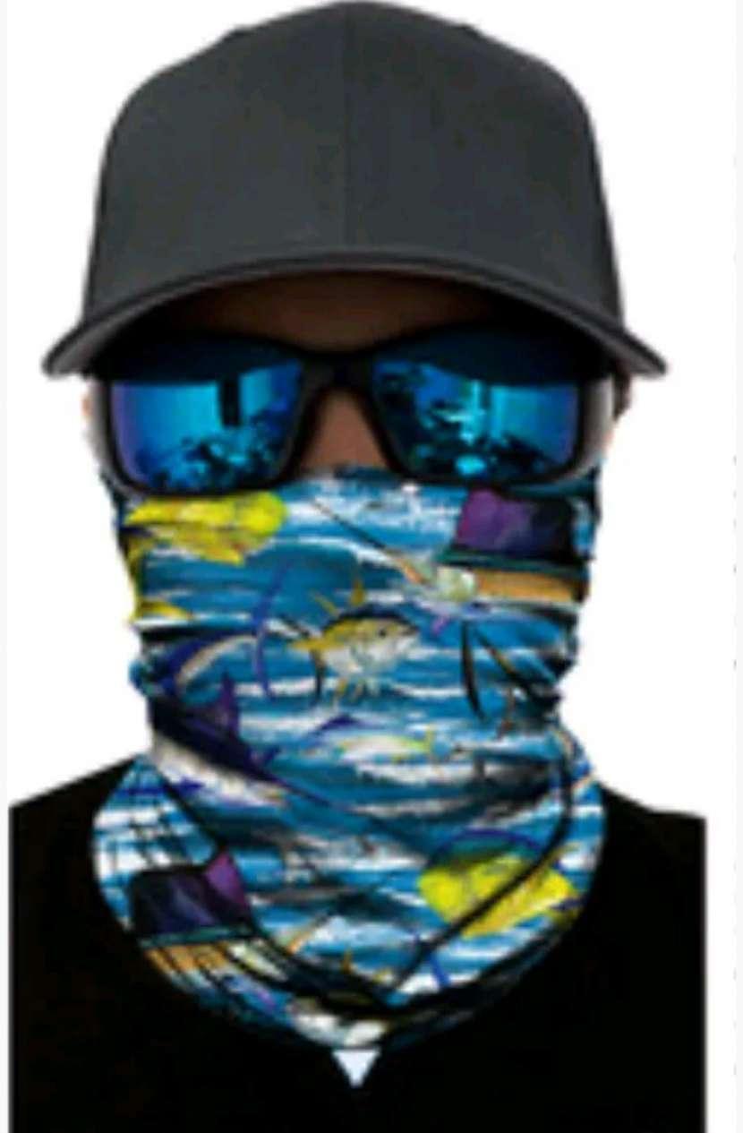 Protector facial contra los rayos UV - 0