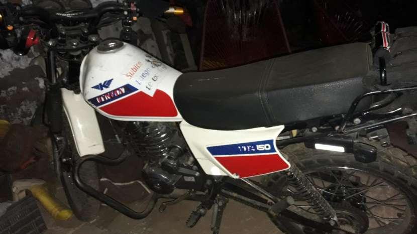 Moto trail 150 - 0