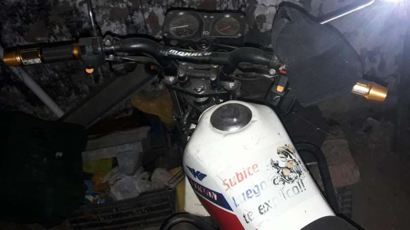 Moto trail 150 - 1