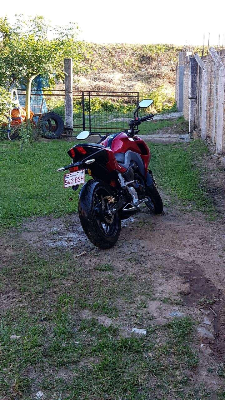 Honda CB 190 - 1