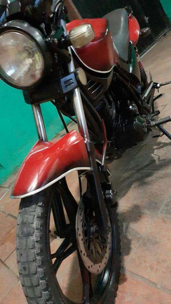 Moto Taiga Tl 150 - 1