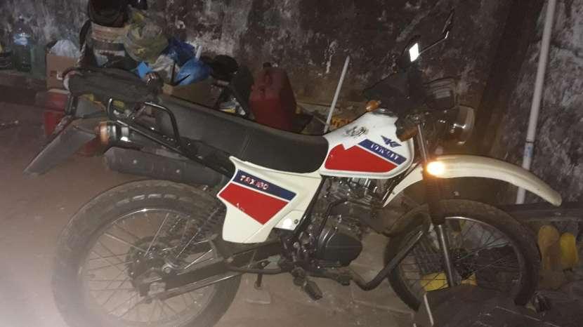 Moto trail 150 - 2