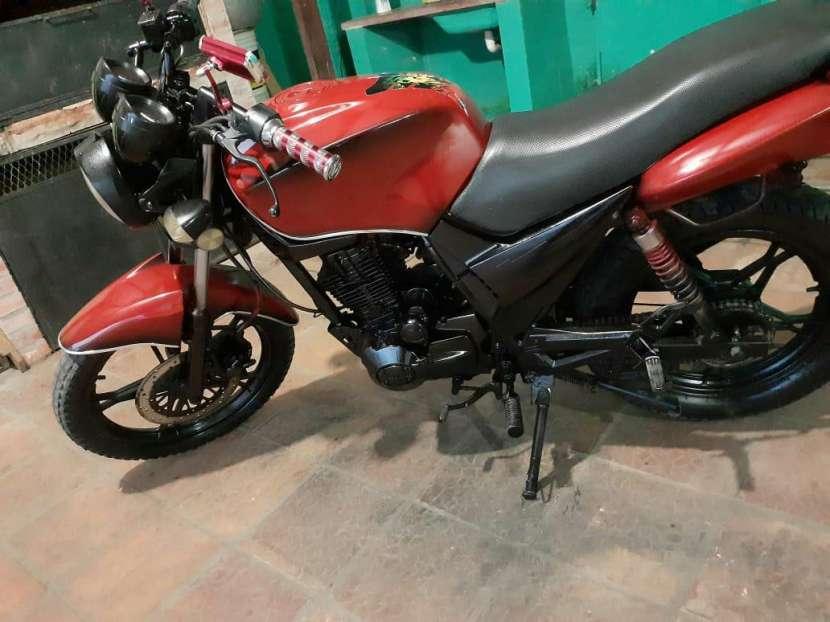 Moto Taiga Tl 150 - 2