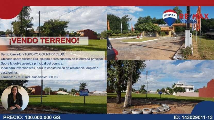 Terreno en Ypané - 0