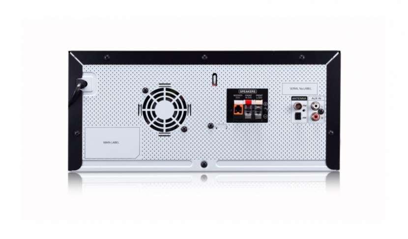 Minicomponente LG cj45 8100W - 3