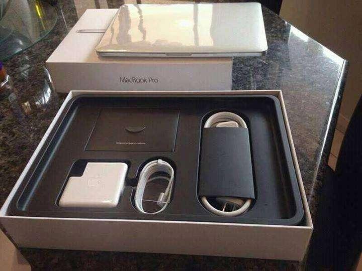 Apple Macbook Pro 15.4 Retina - 2