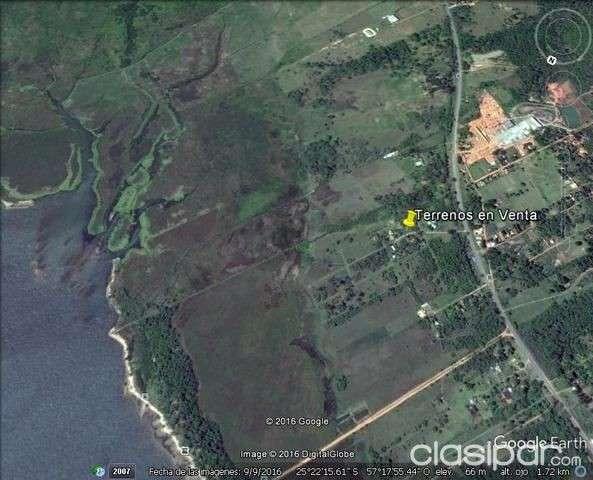 Terrenos con vista al Lago Ypacaraí - 3
