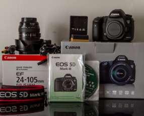 Cámara Canon EOS 5D Mark III