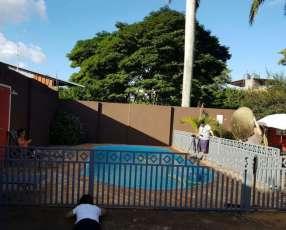 Rejas para piscina