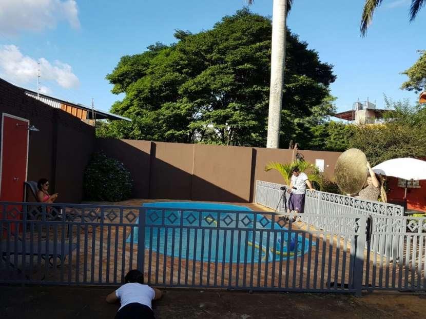 Rejas para piscina - 0