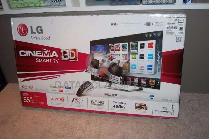 LG 55LM9600 55 LED 3D Smart TV - 0