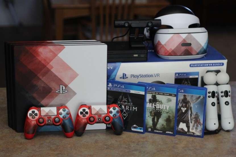 Sony PlayStation 4 Pro 1TB - 0
