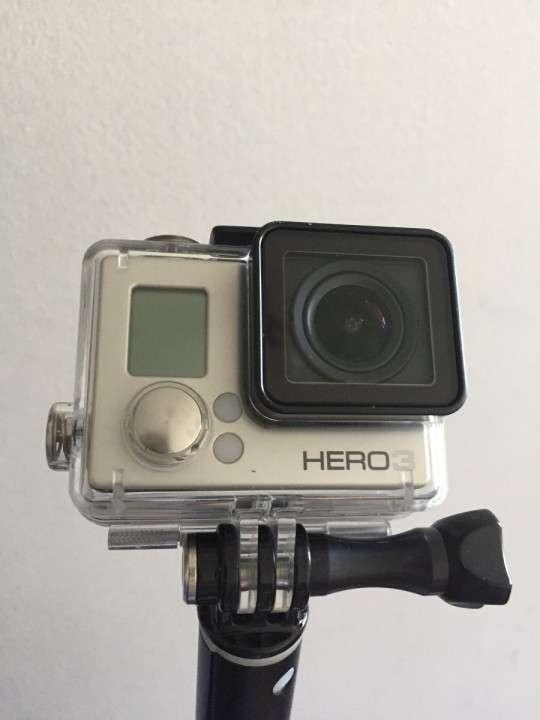 GoPro hero 3 - 0