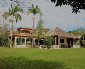 Casa quinta en cordillera itacurubi