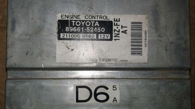 ECU para Toyota ProBox 2002-2014 - 2