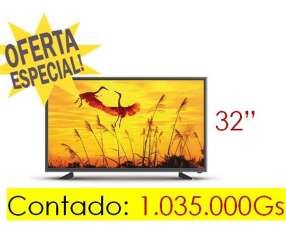 TV LED Midas de 32 pulgadas