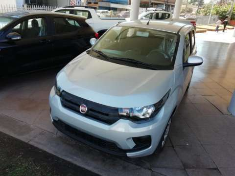 Fiat Mobi Like - 4