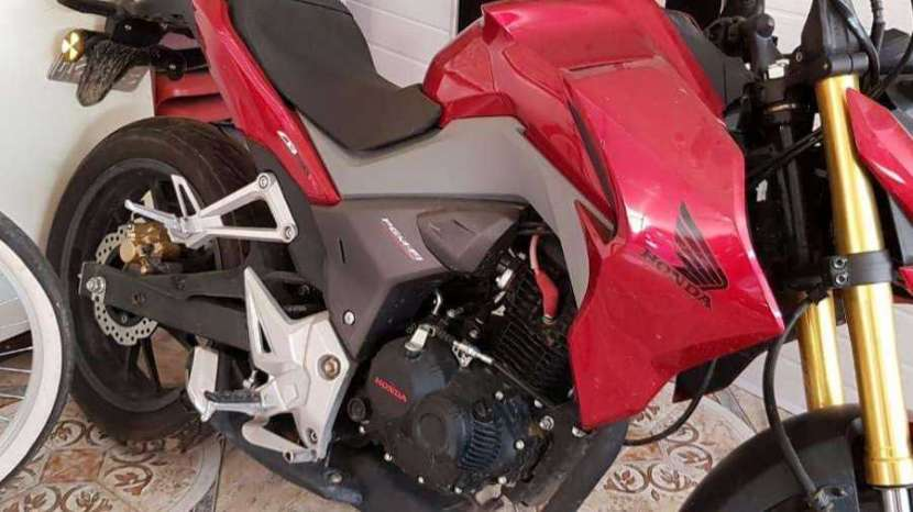 Honda CB 190 - 0
