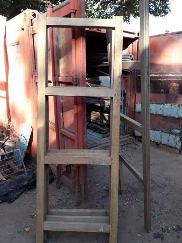 Estructura de madera - 0