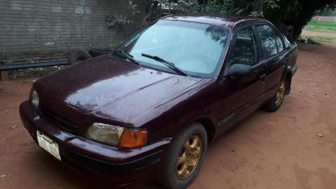 Toyota tercel 1995 - 3