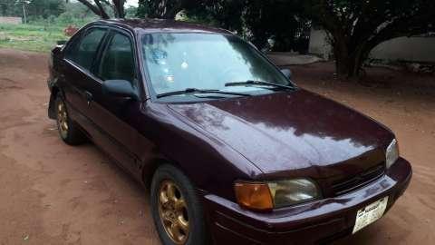 Toyota tercel 1995 - 4