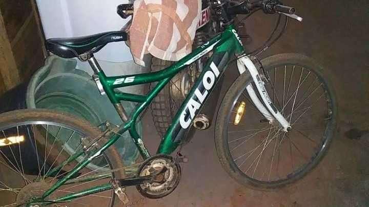 Bicicleta Caloi - 0