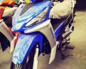 Moto Leopard Alondra