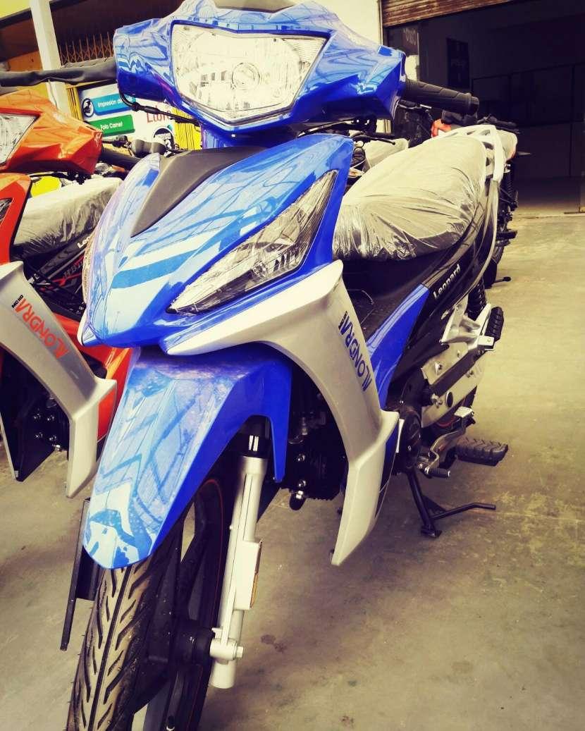 Moto Leopard Alondra - 0
