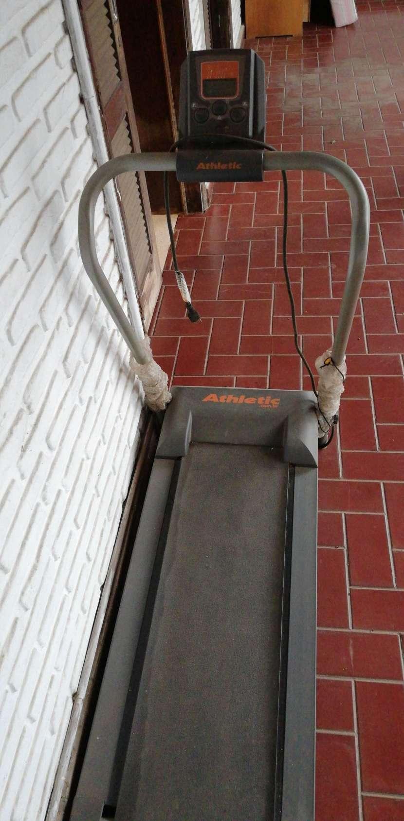 Cinta de caminar 120 kg - 0