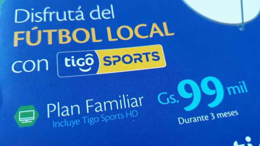 Tigo TV - 0
