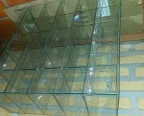 Caramelera de vidrio