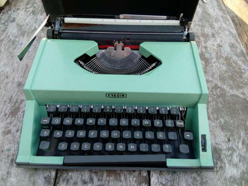 Máquina de escribir evadin - 0