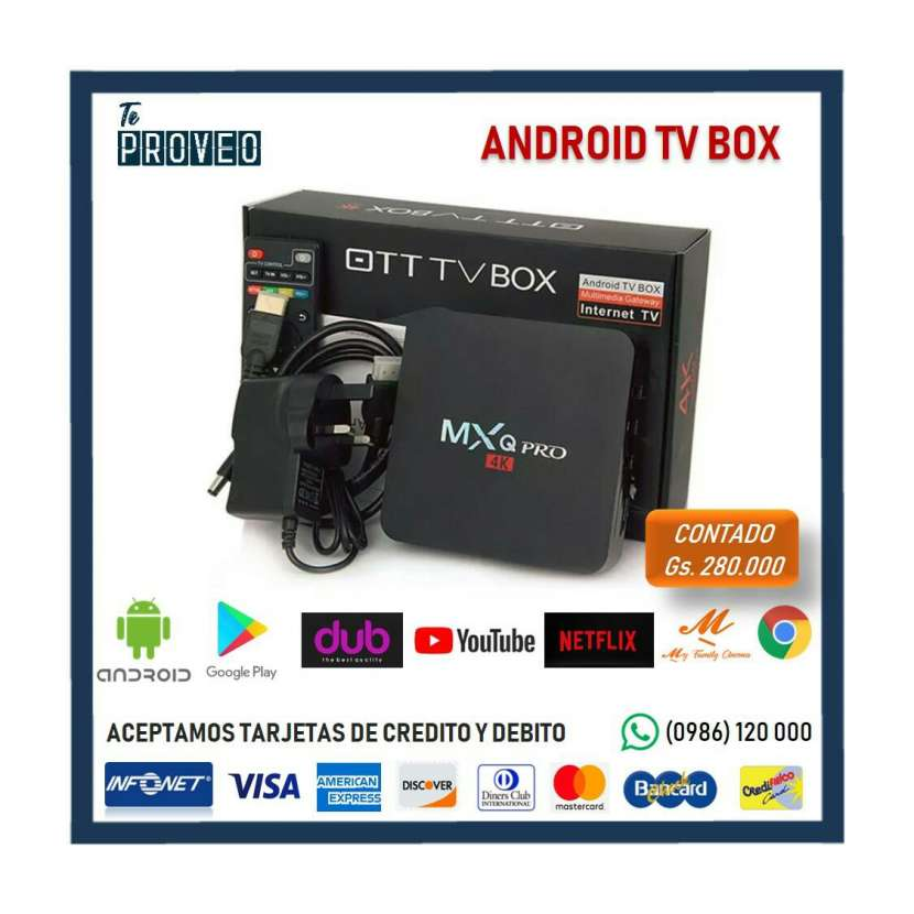 Android TV Box - 0