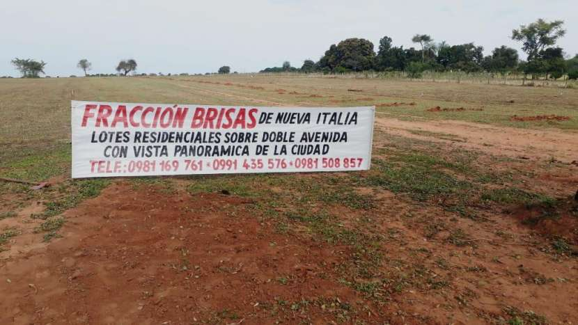 Terreno en Nueva Italia - 1