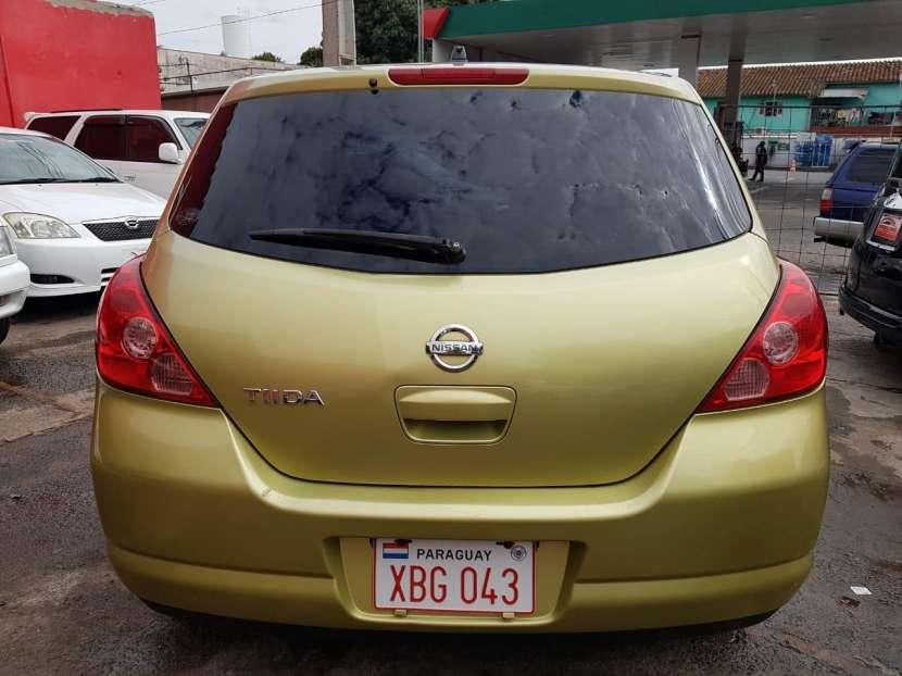 Nissan Tiida 2005 - 3