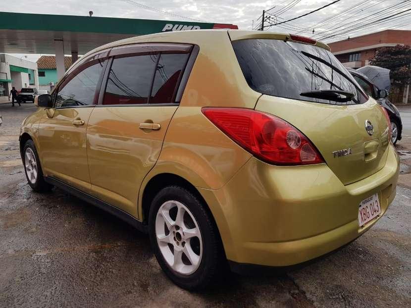 Nissan Tiida 2005 - 5